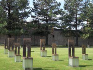 At OKC Memorial