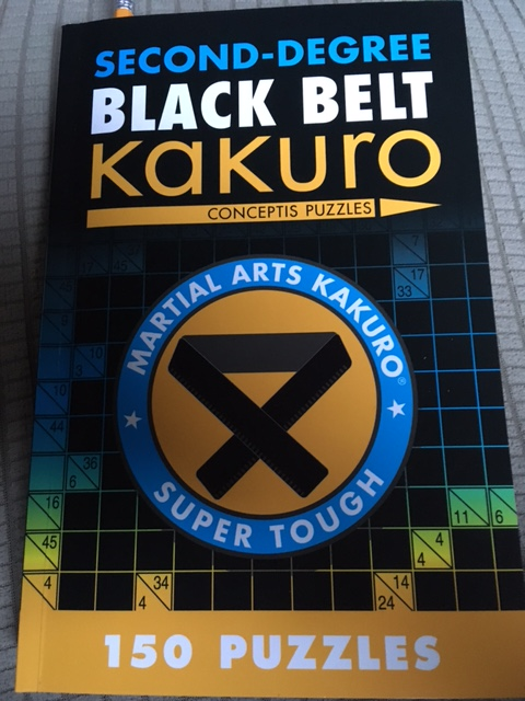 Black Belt Kakuro